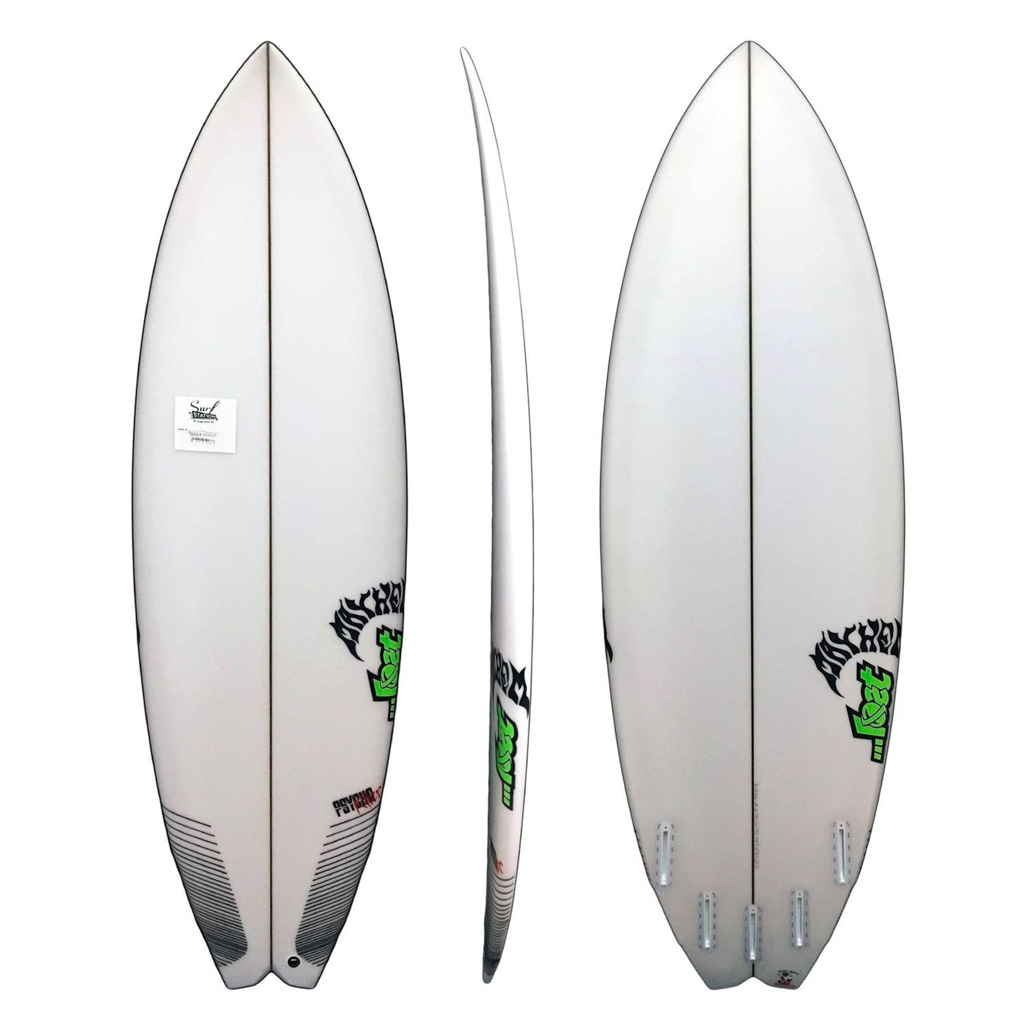 Lost Psycho Killer Surfboard