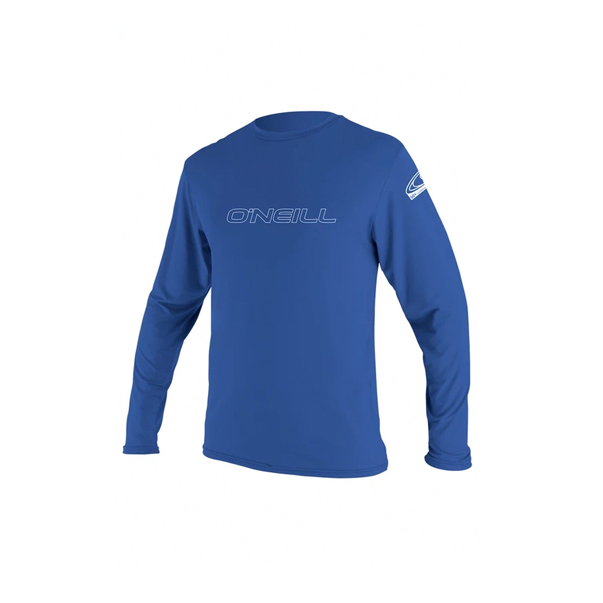 O'Neill Basic Skins L/S Youth Boy's Loose Fit Rashguard