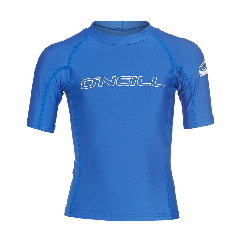 O'Neill Basic Youth Boys S/S Rashguard