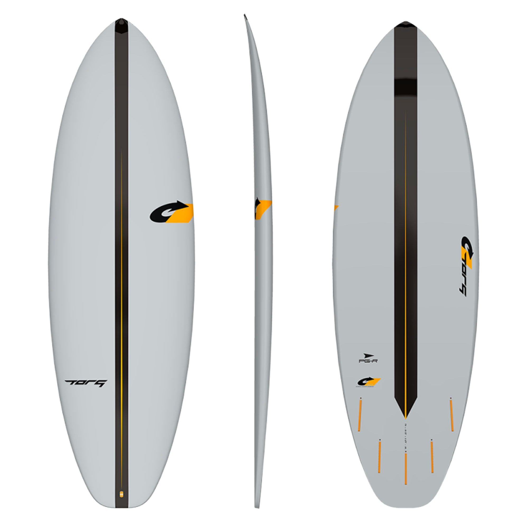 Torq PG-R ACT Surfboard - Futures