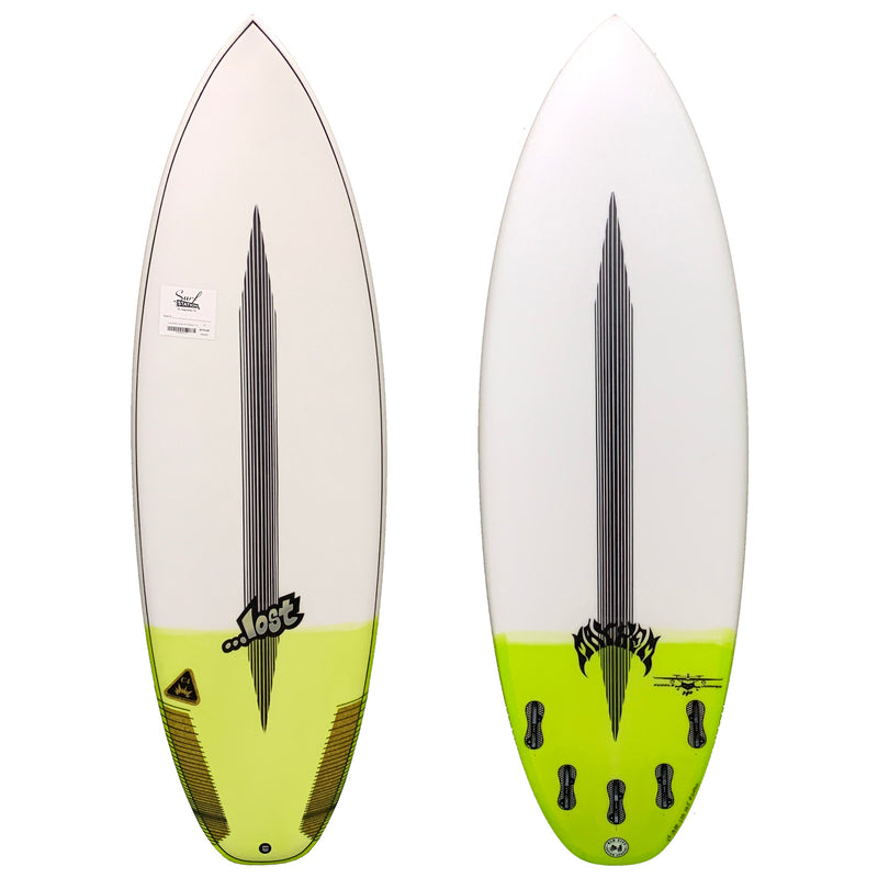 Lost Puddle Jumper HP Surfboard - C4