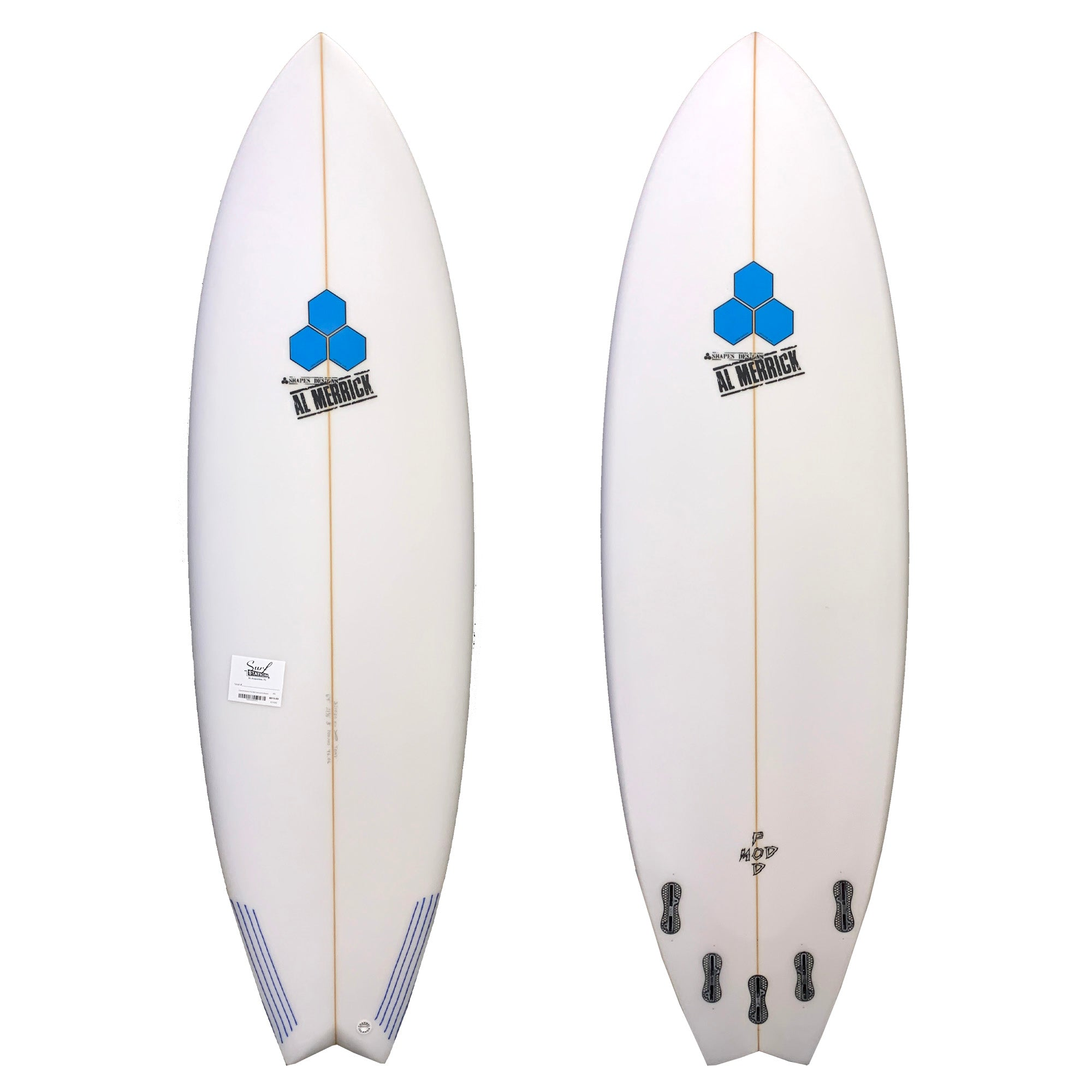 Channel Islands Pod Mod Discount Surfboard