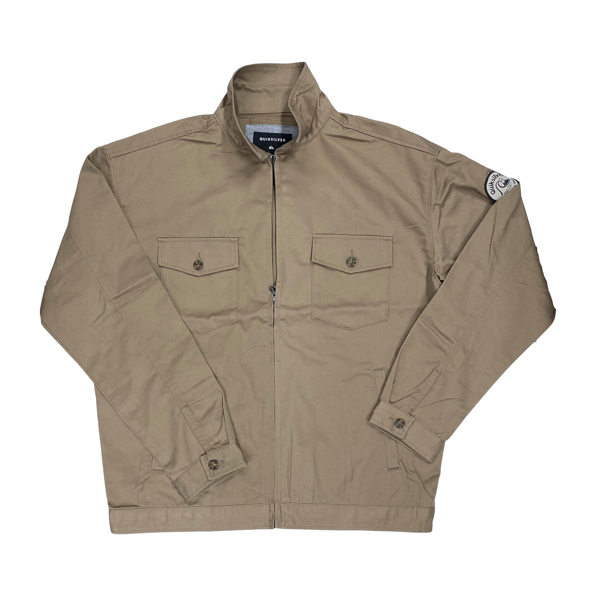 Quiksilver Snappy On The Rocks Men's Jacket