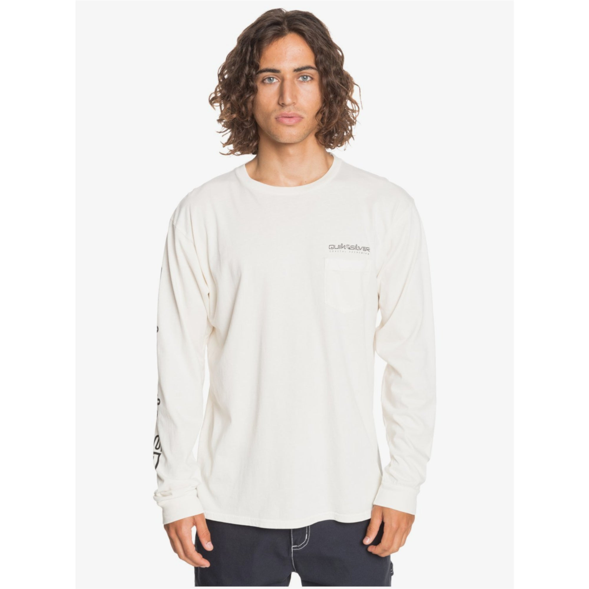 Quiksilver Coastal Wash Men's L/S T-Shirt