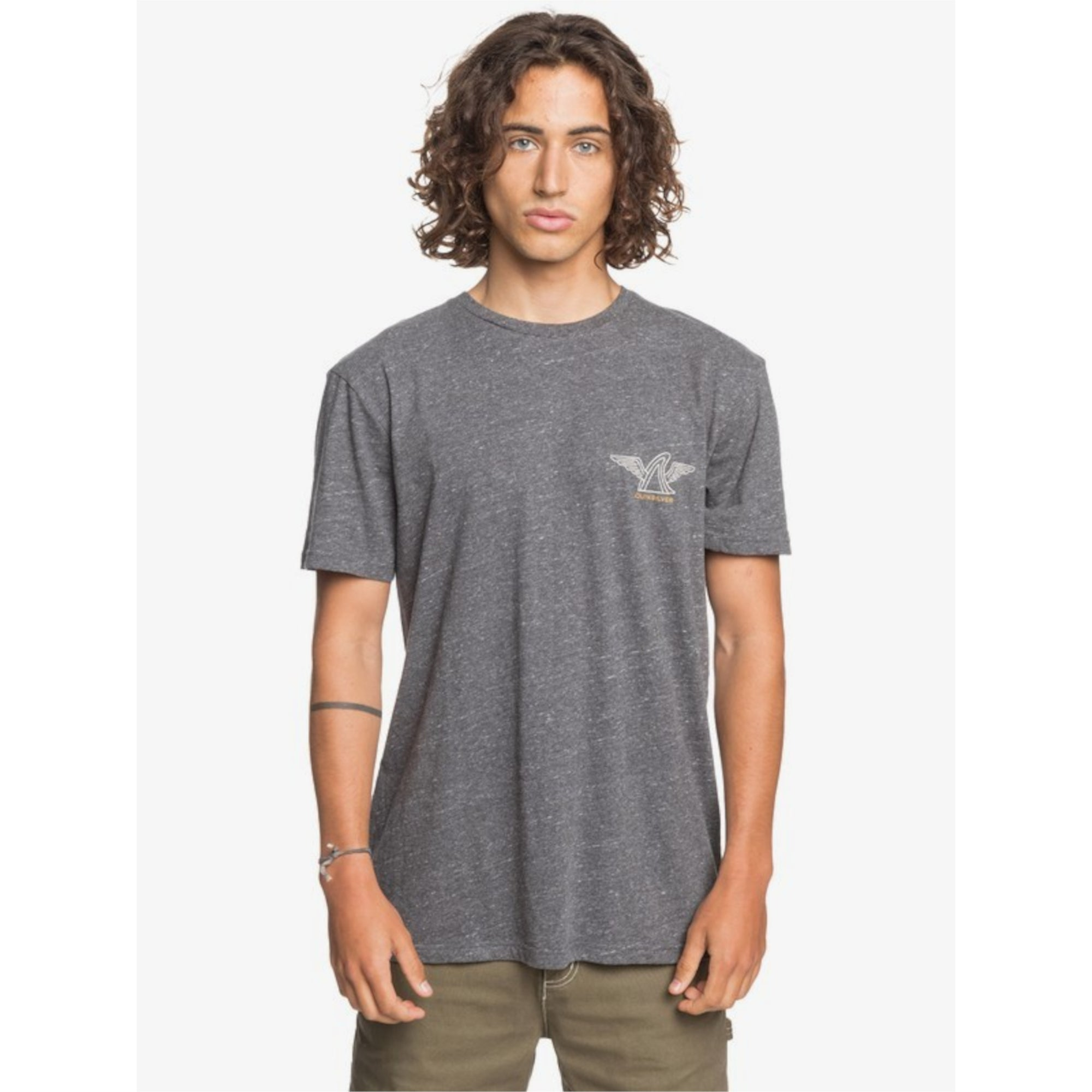 Quiksilver Local Shaper S/S Men's T-Shirt