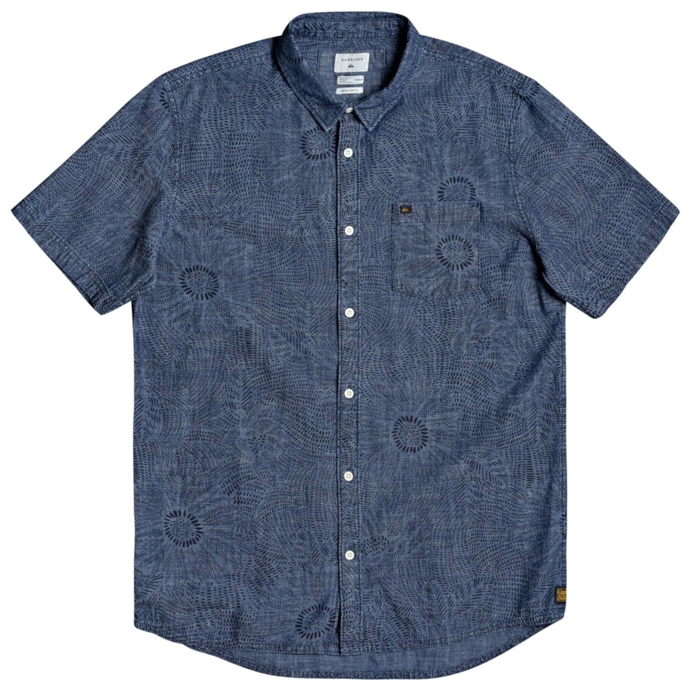 Quiksilver Wildflower Men's S/S Shirt