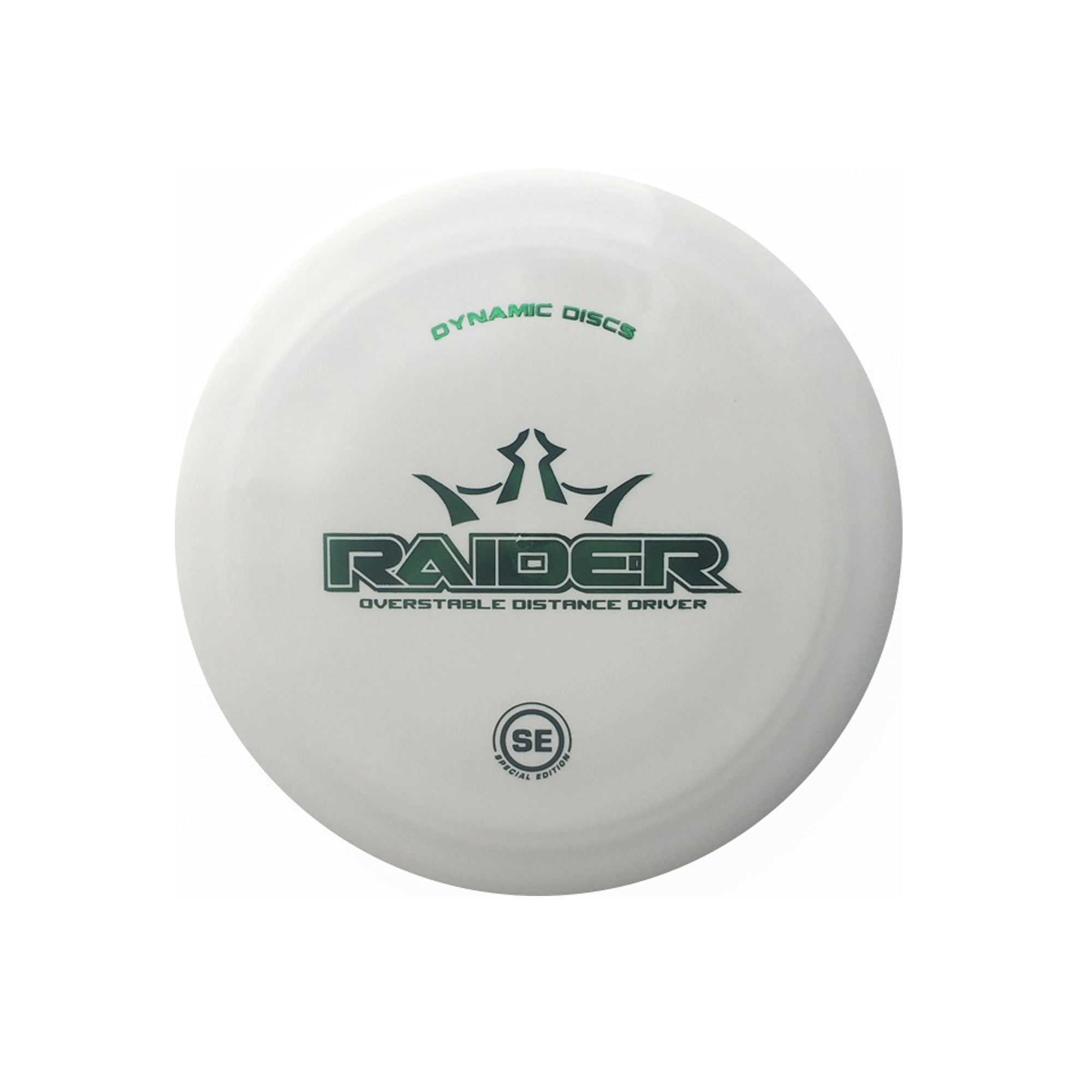 Dynamic Discs Lucid Raider Disc White