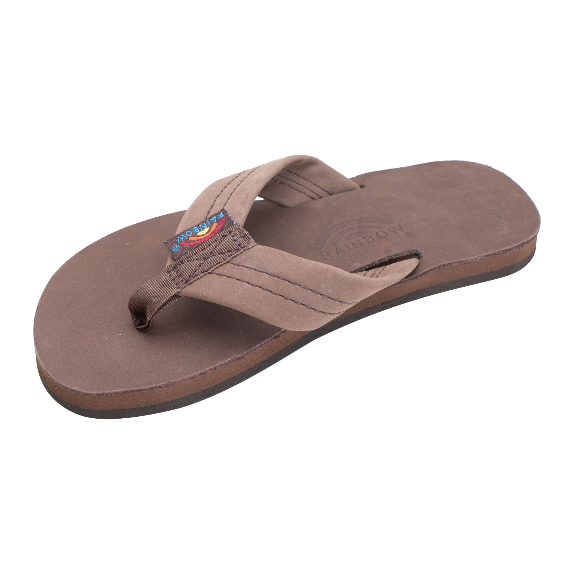 Rainbow Premier Leather Youth Boy's Sandals