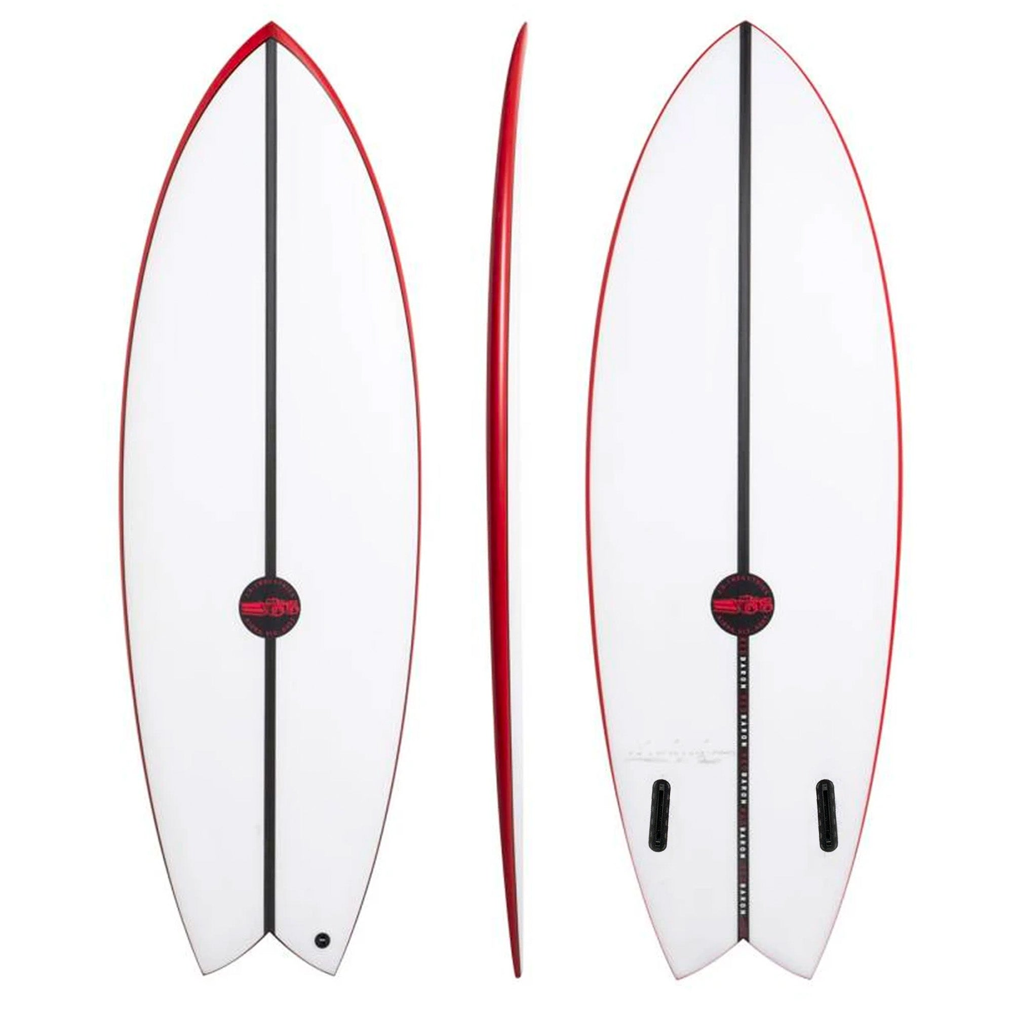 JS Red Baron EPS Surfboard - Futures