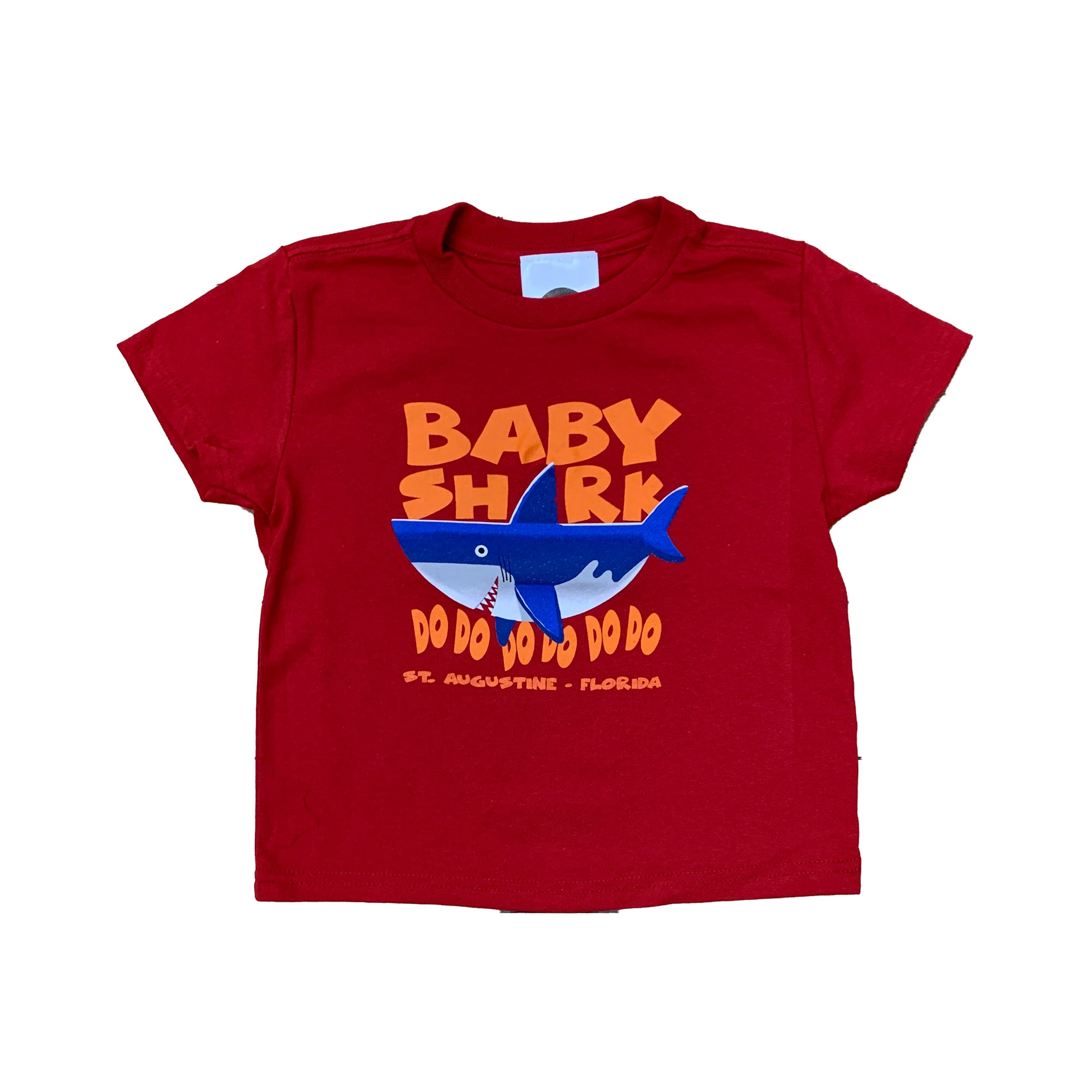 Surf Station Baby Shark Youth S/S T-Shirt
