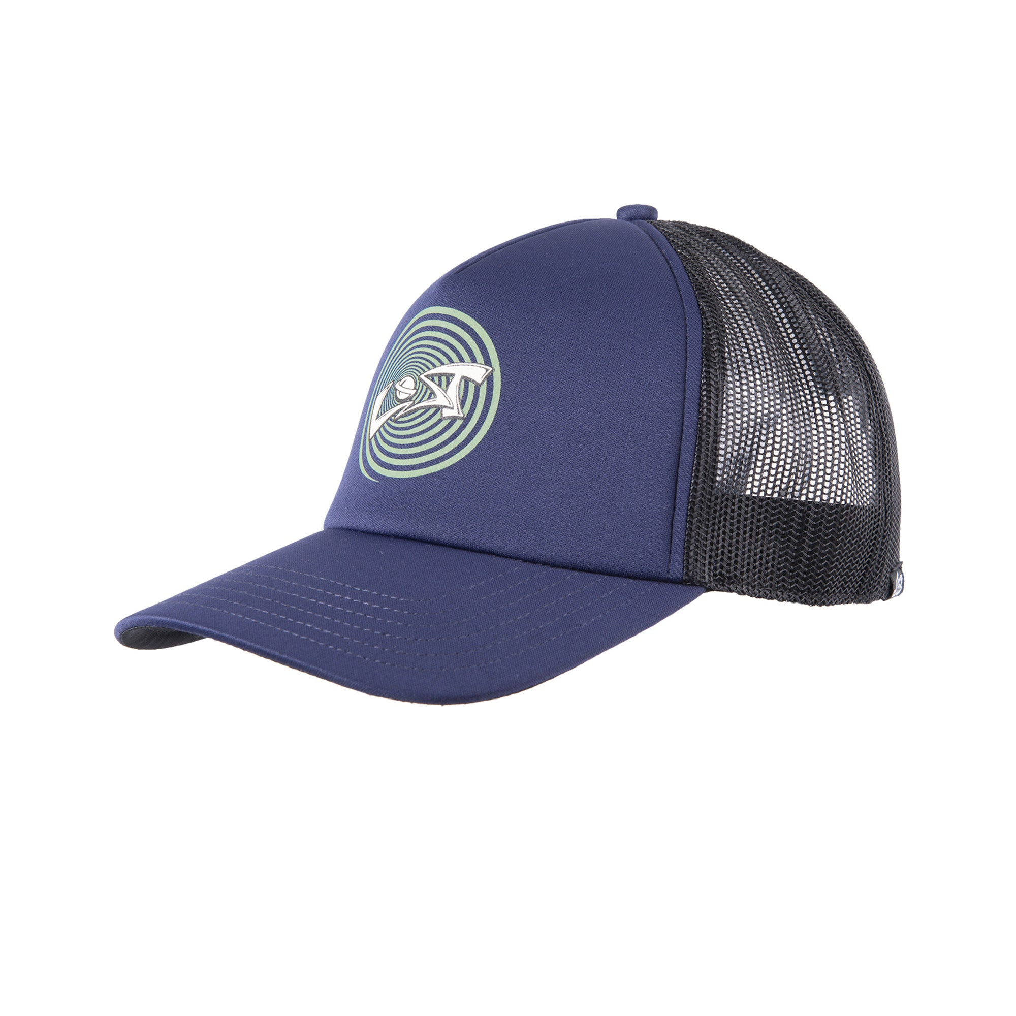 Lost Retro Men's Trucker Hat - Navy