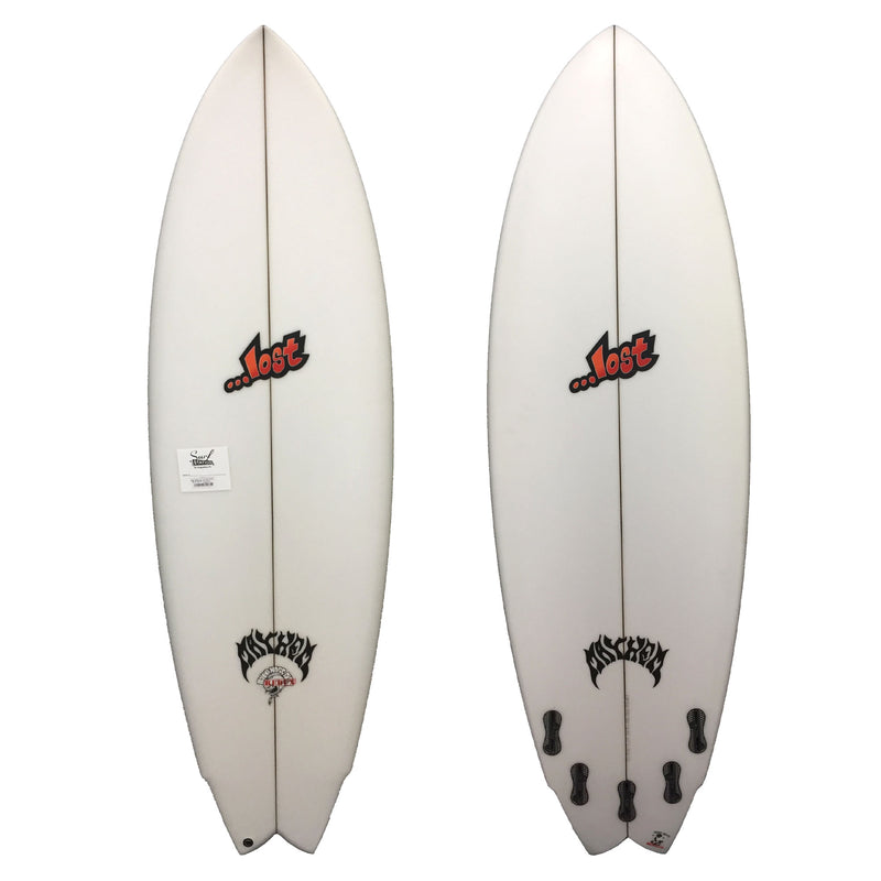 Lost Round Nose Fish Redux Surfboard