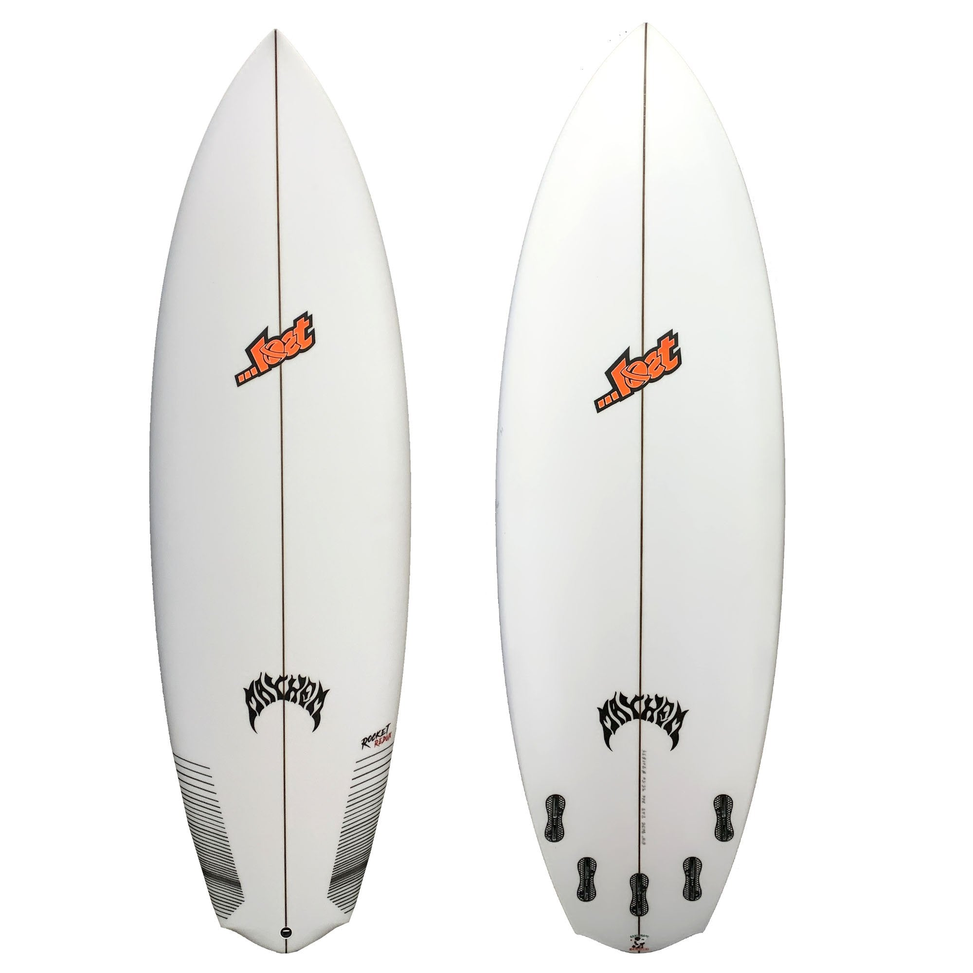 Lost Rocket Redux Surfboard - Wide