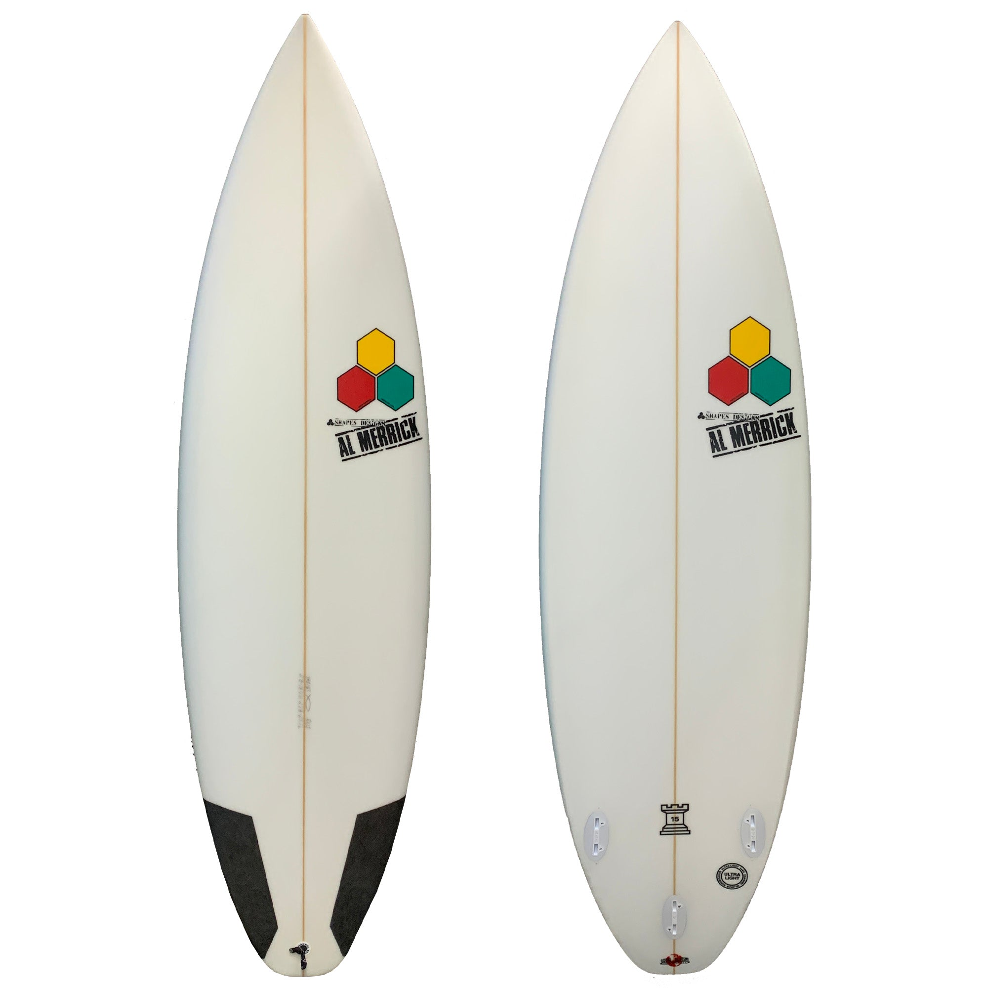 Channel Islands Rookie 15 Surfboard - FCS