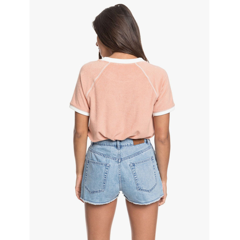 "Roxy Cenitz Sunset Women's 13"" Denim Shorts"
