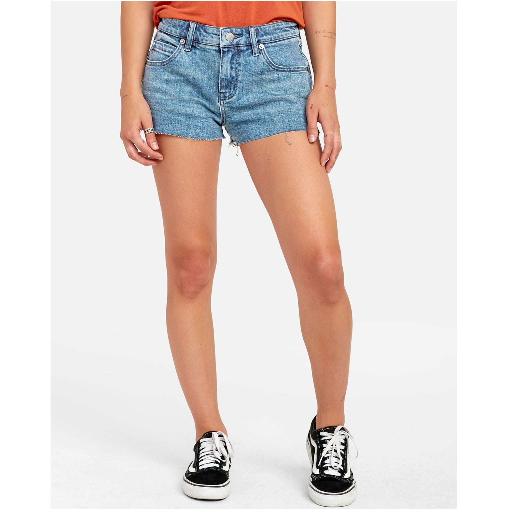RVCA Cupid 2 Women's Denim Shorts