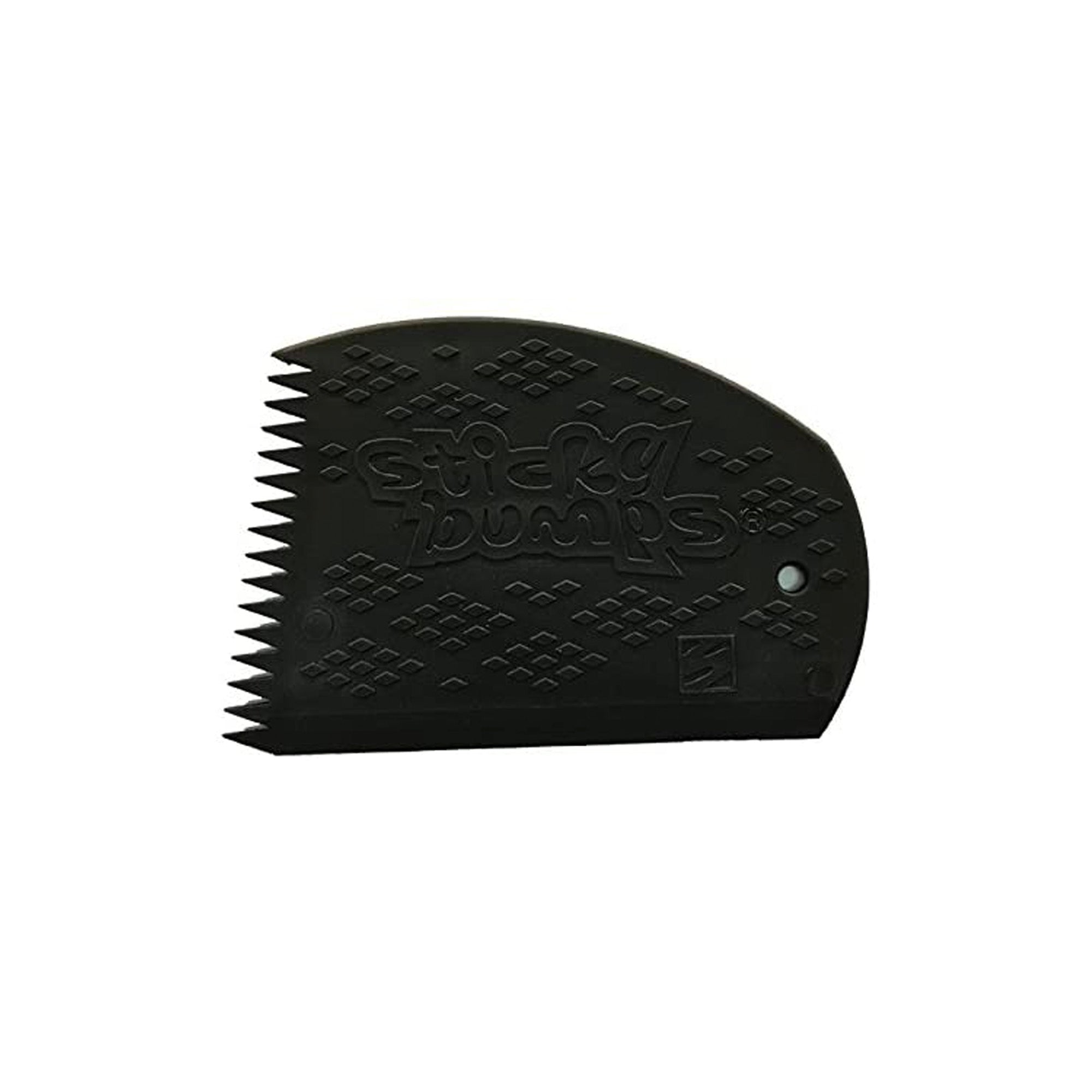 Sticky Bumps Wax Remover Comb - Black