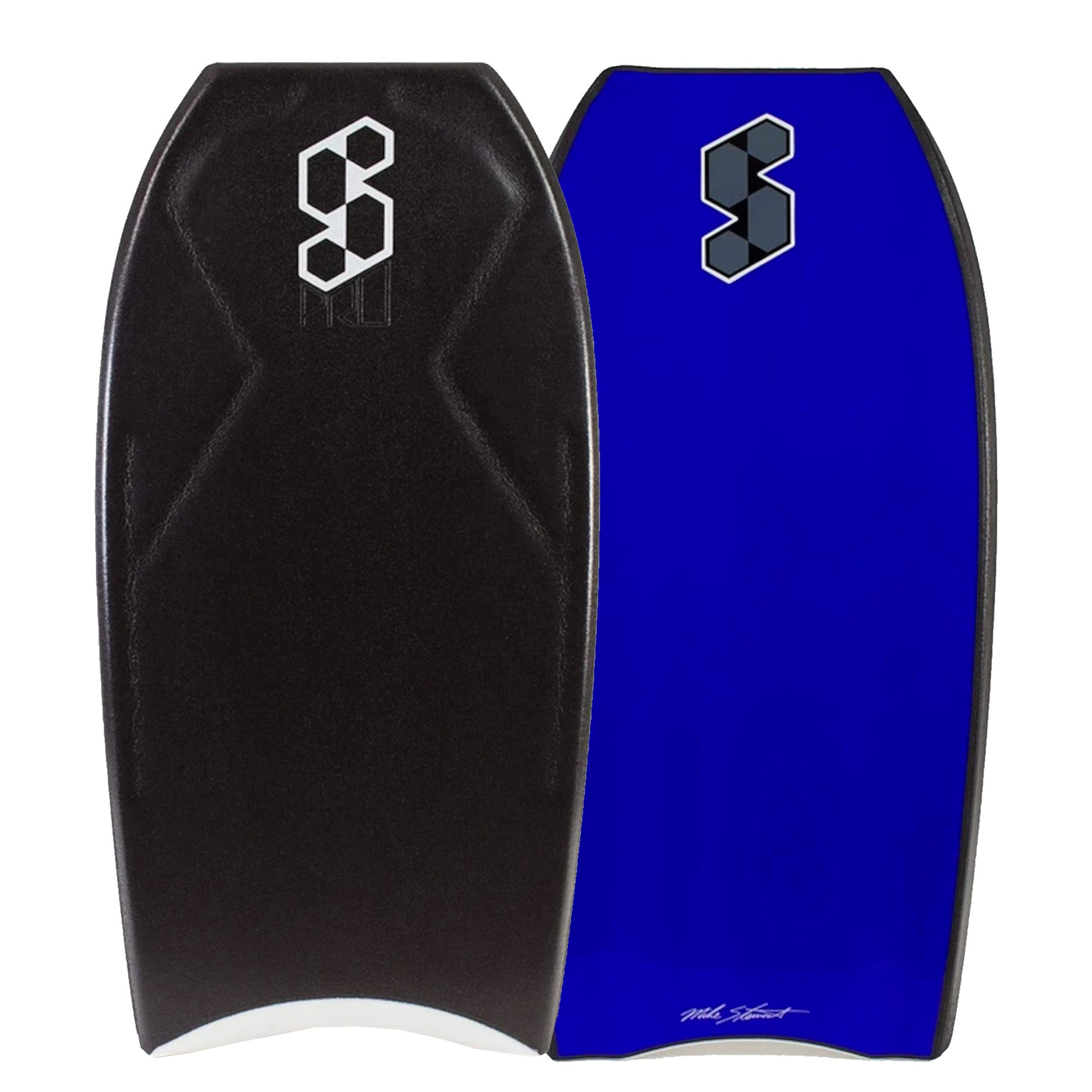 "Mike Stewart Science Pro Team PP 41.25"" Bodyboard - Black/Blue"