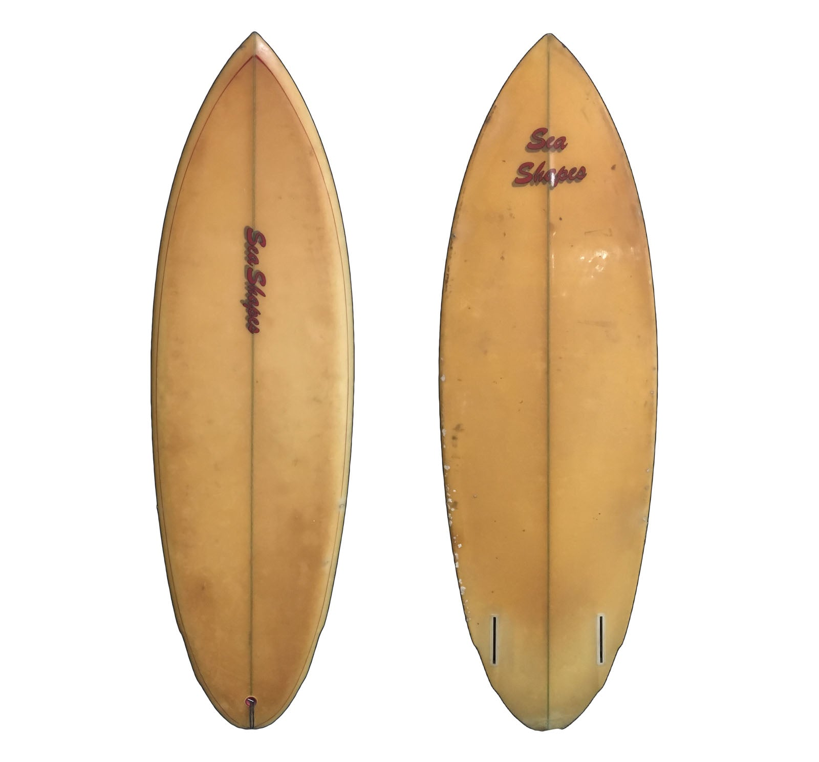 Sea Shapes 5'11 Collector Surfboard