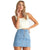 Billabong Seams Like Denim Women's Skirt