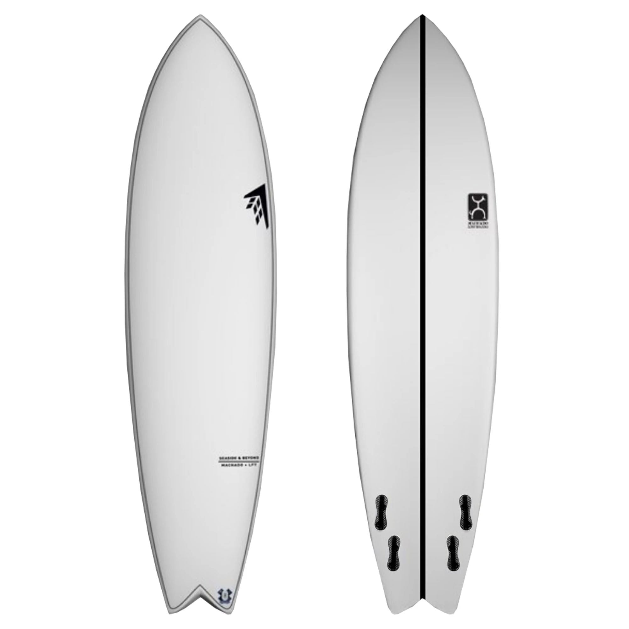 Firewire Seaside & Beyond LFT Surfboard - FCS II