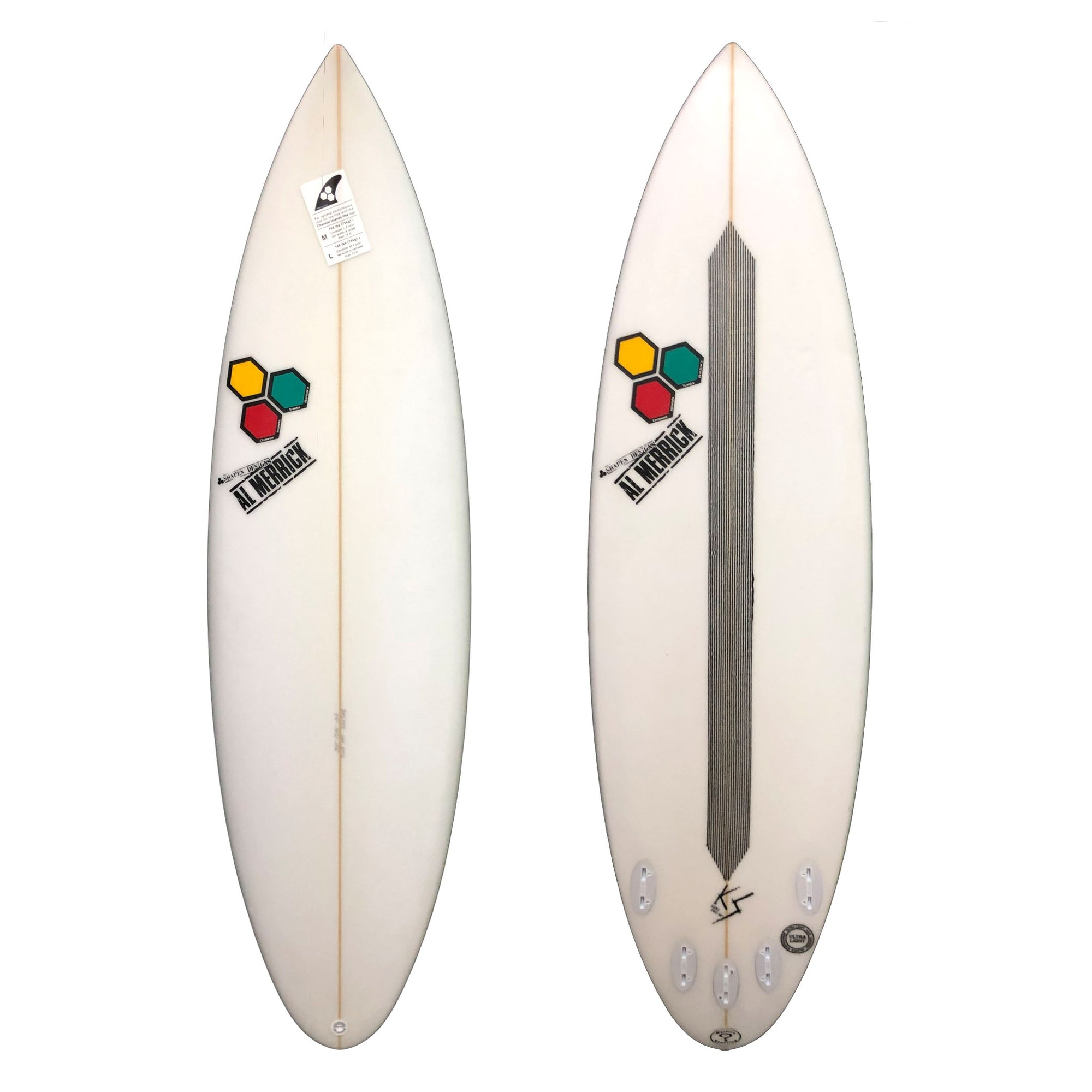 Channel Islands Semi-Pro 12 Surfboard