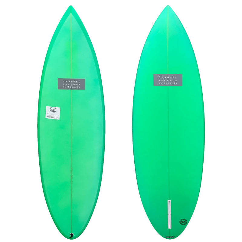 Channel Islands Curren Single Fin Surfboard