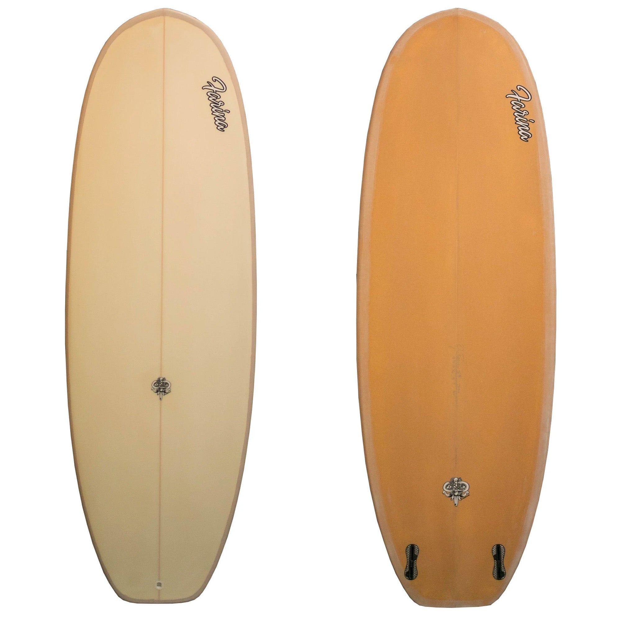 Farina Handcrafted 5'8 Mini Simmons Surfboards