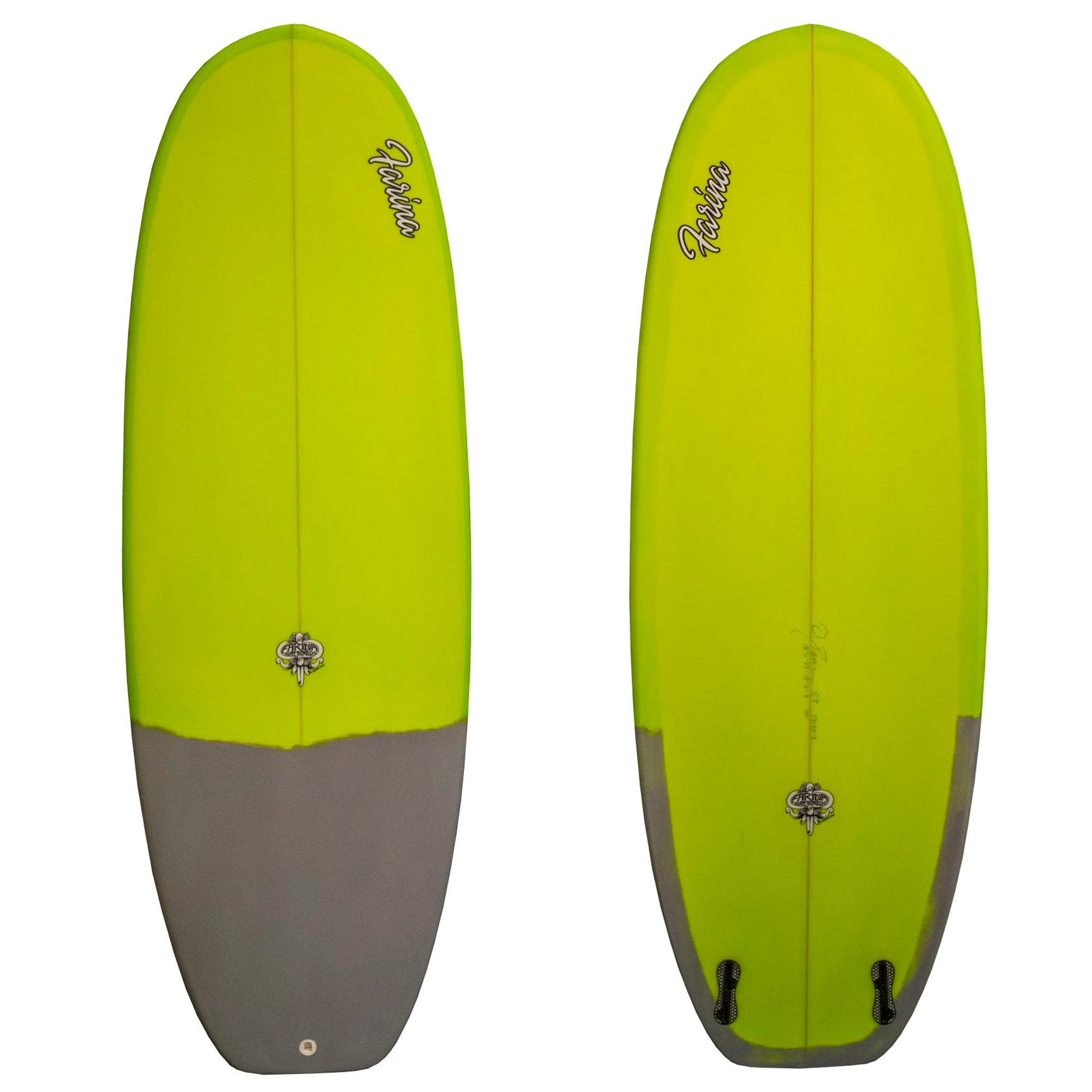 Farina Handcrafted 5'6 Mini Simmons Surfboard