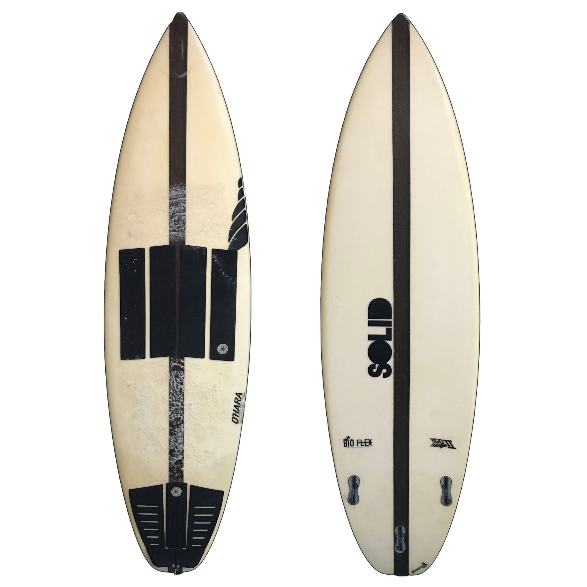 Solid Go-2 5'10 Used Surfboard
