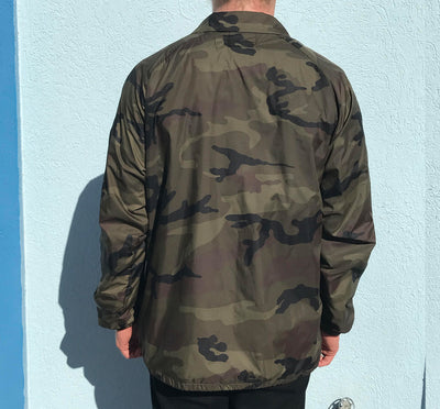 Surf Station Coaches Men's Jacket