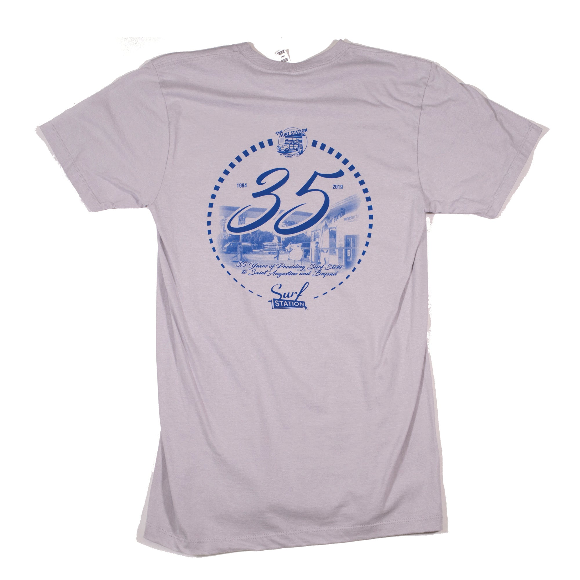 Surf Station 35 Anniversary T-Shirt