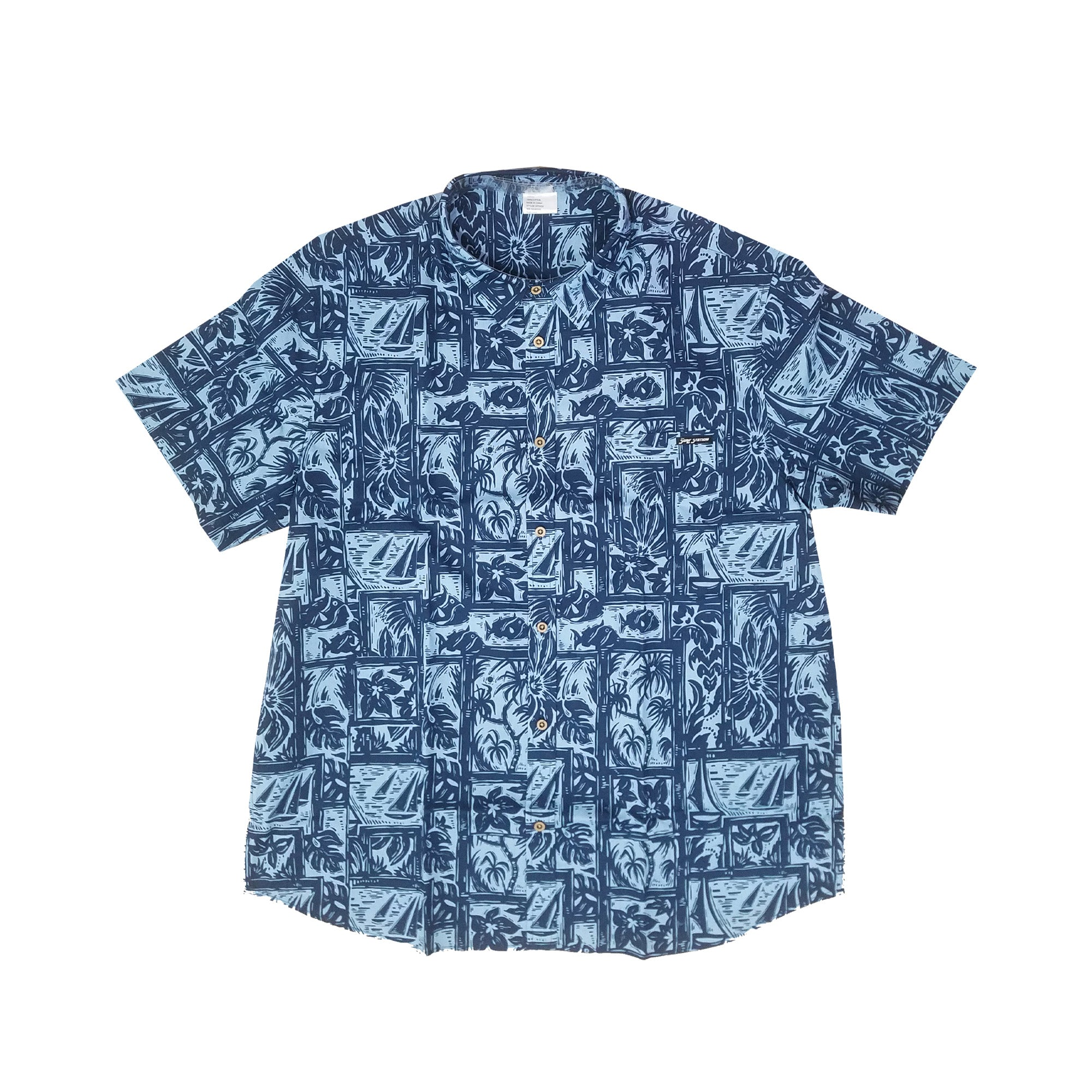 Surf Station Offshore Oxford Men's Dress Shirt