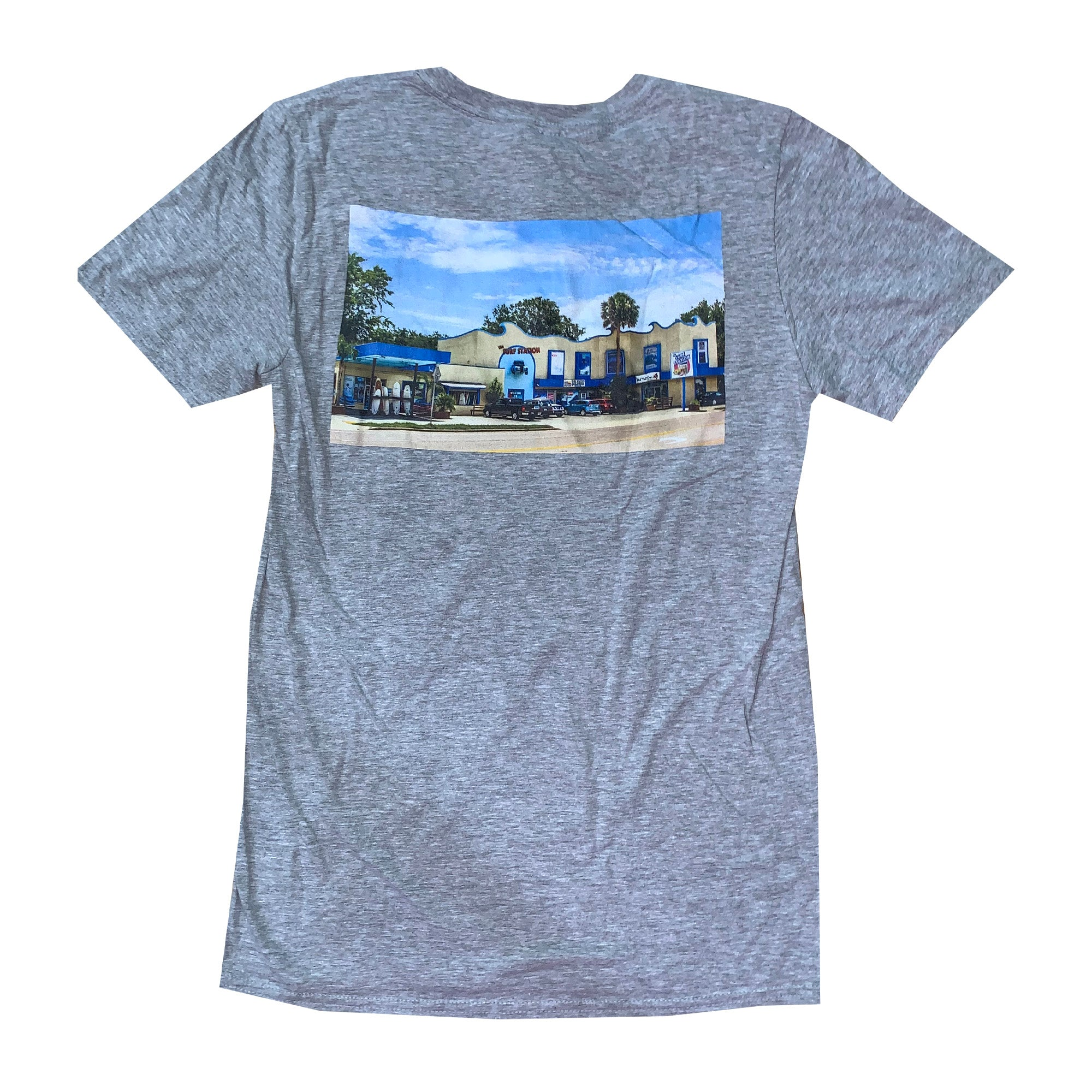 Surf Station Boulevard Men's S/S T-Shirt