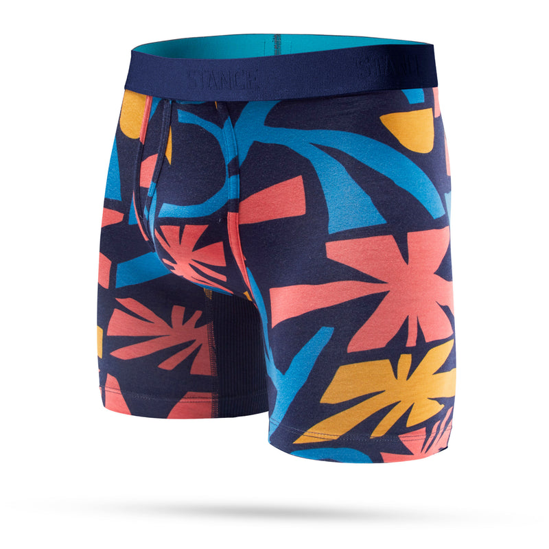 Stance Archives Wholester Men's Boxer Briefs - Navy
