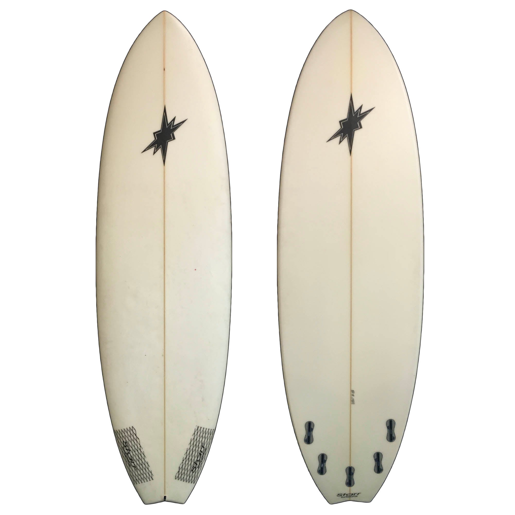 Starr 6'8 Used Surfboard