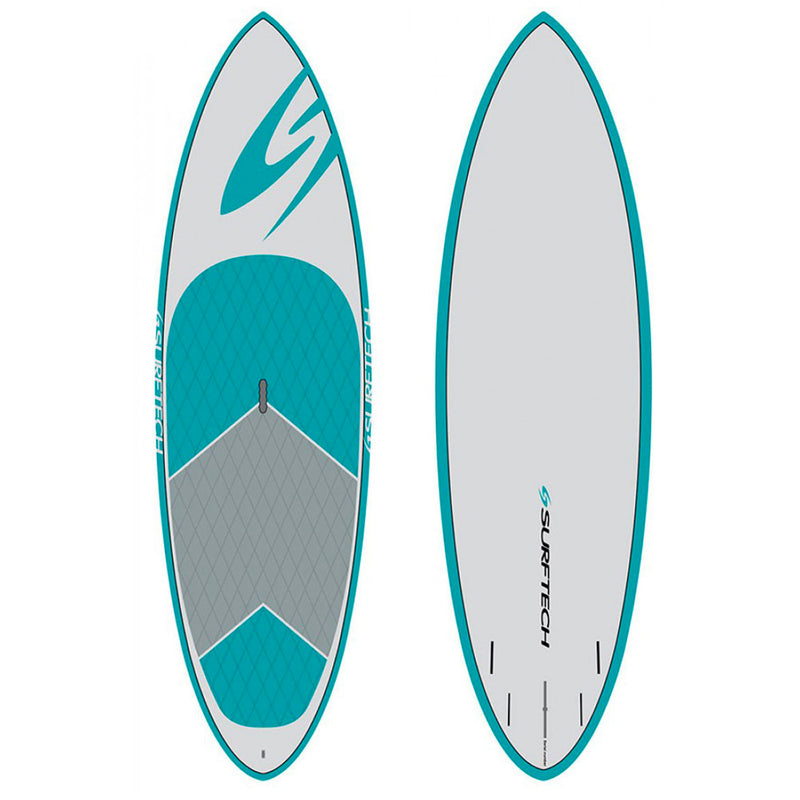 Surftech Superfly Blue OBC 8'6 Stand-Up Paddleboard