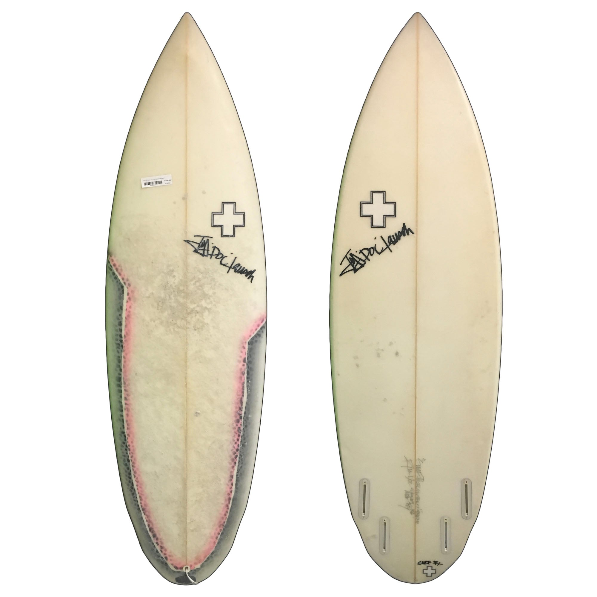 Surf Prescriptions New Toy 5'10 Used Surfboard