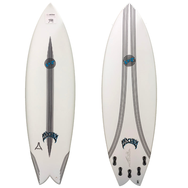 Lost Sword-Fish Surfboard - Carbon Wrap
