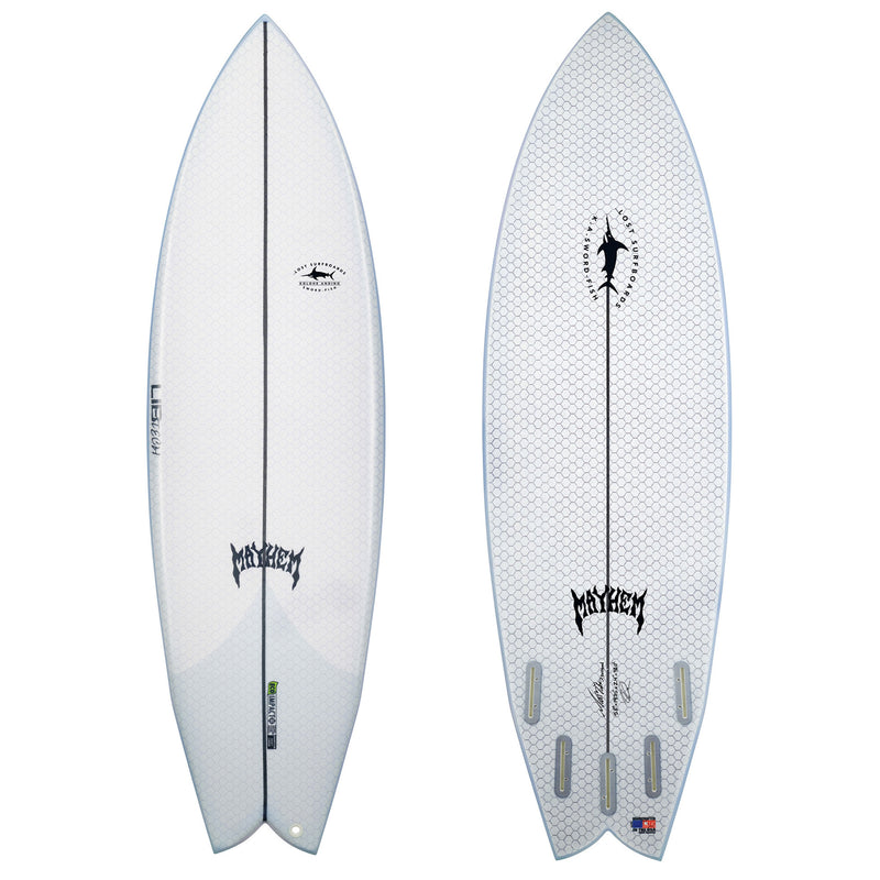 Lost KA Sword-Fish Surfboard - Libtech