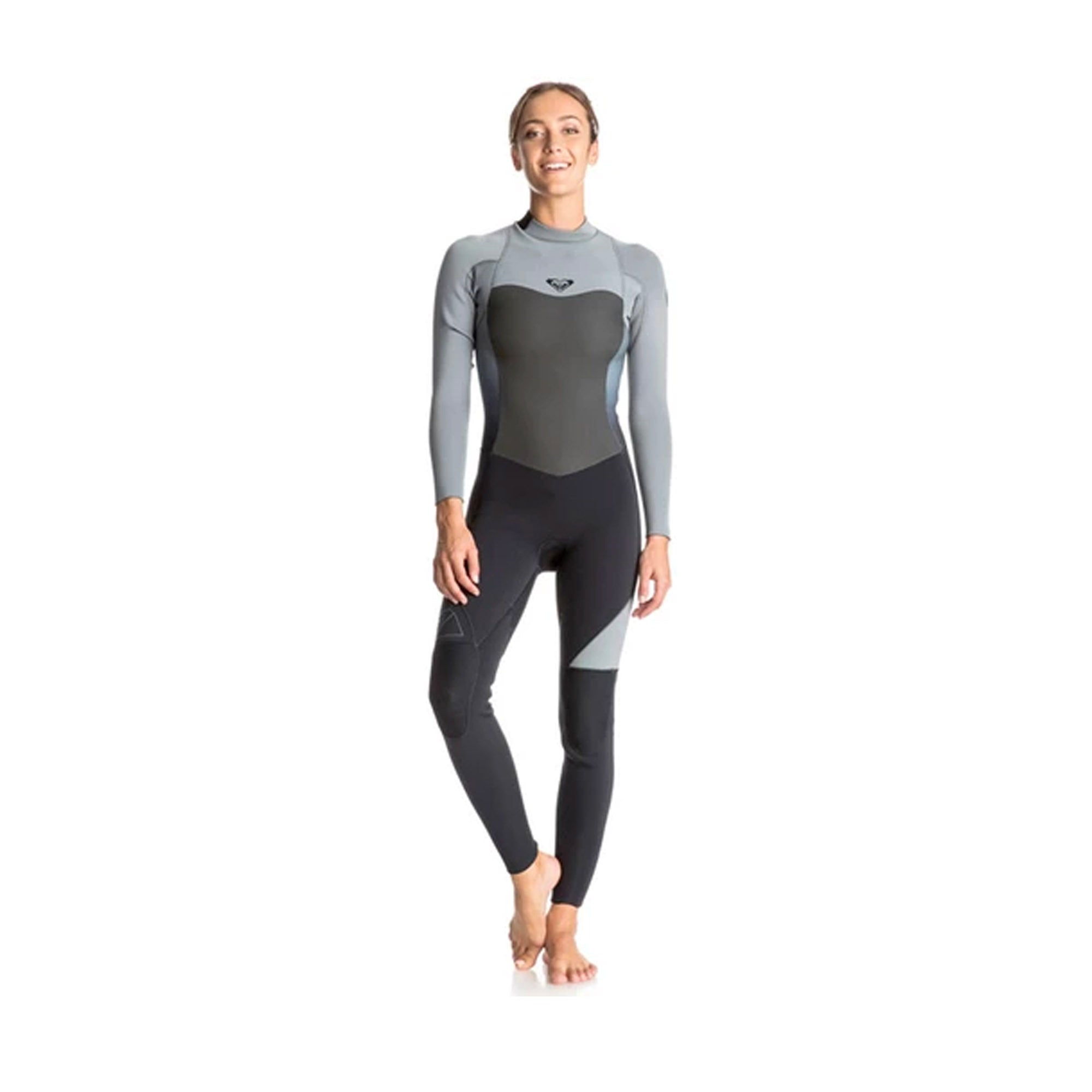 Roxy Syncro 3/2mm Women's Back Zip Fullsuit Wetsuit