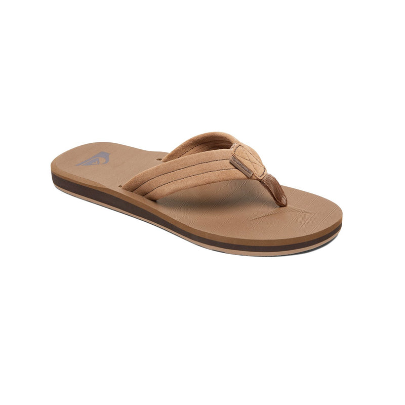 Quiksilver Carver Suede Leather Men's Sandals