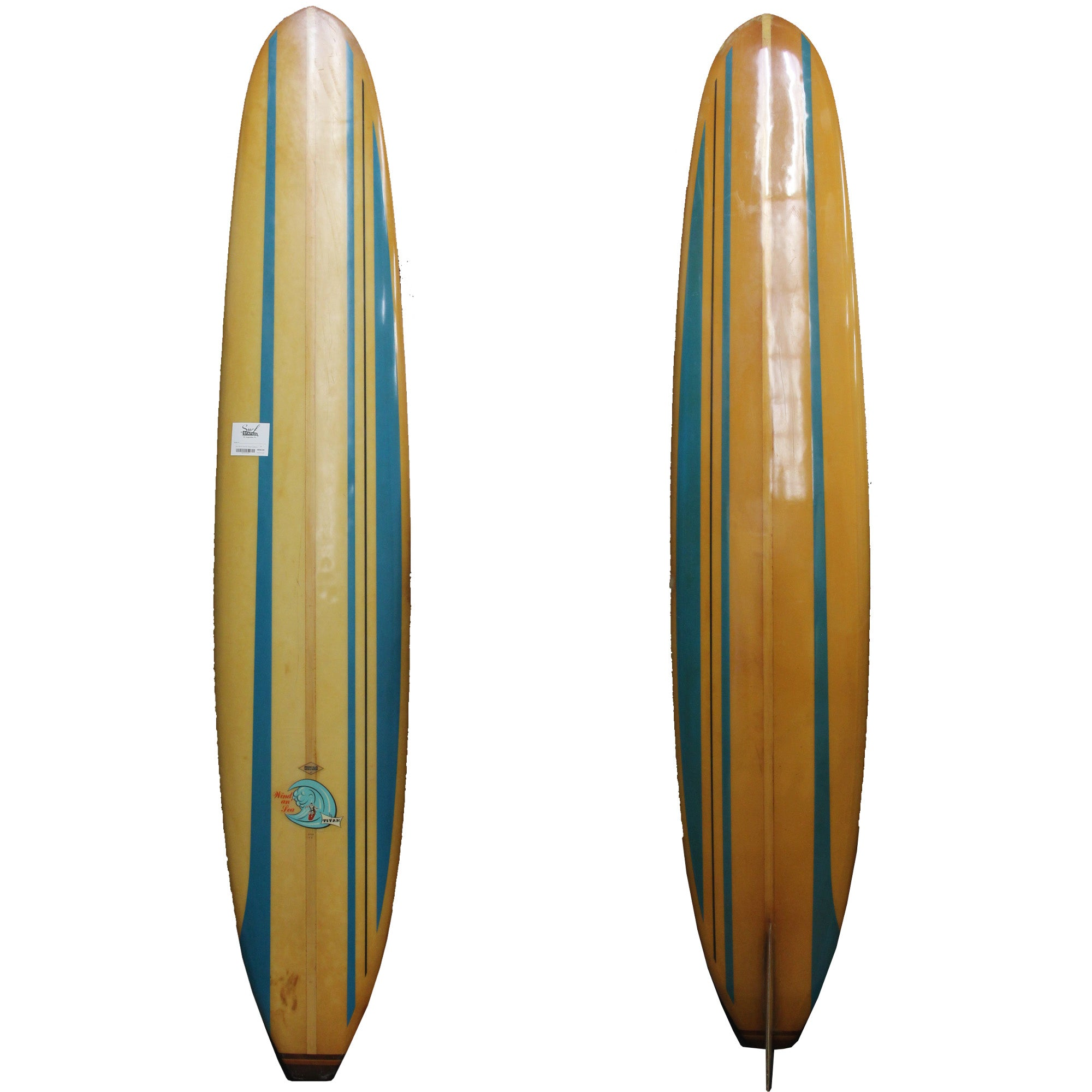 Titan Wind an' Sea 9'8 Collector Surfboard