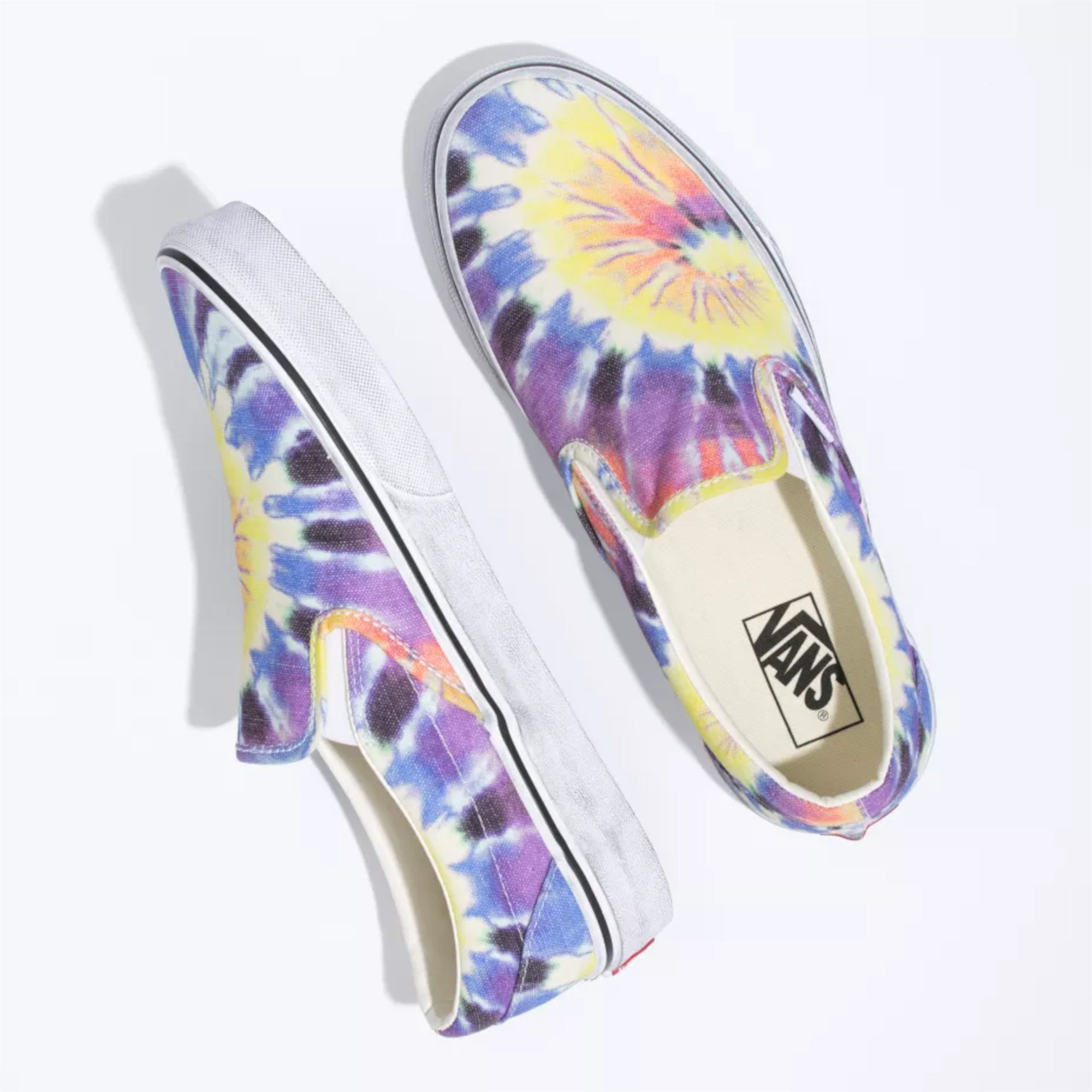 Vans Washed Classic Slip-On Shoes