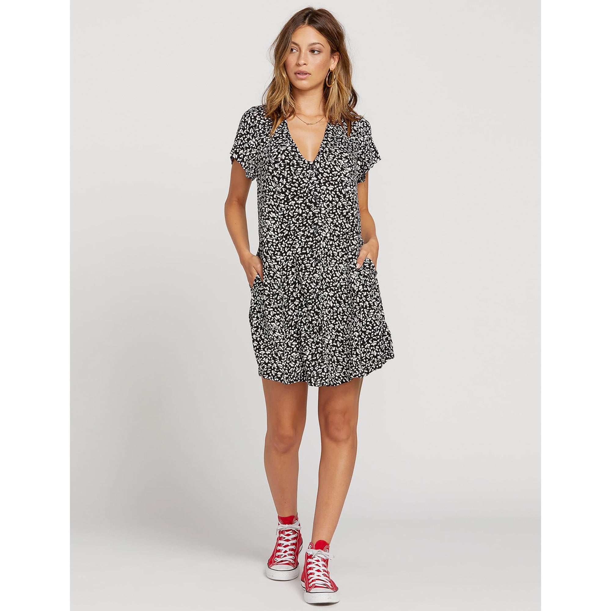 Volcom Now or Now Women's S/S Dress