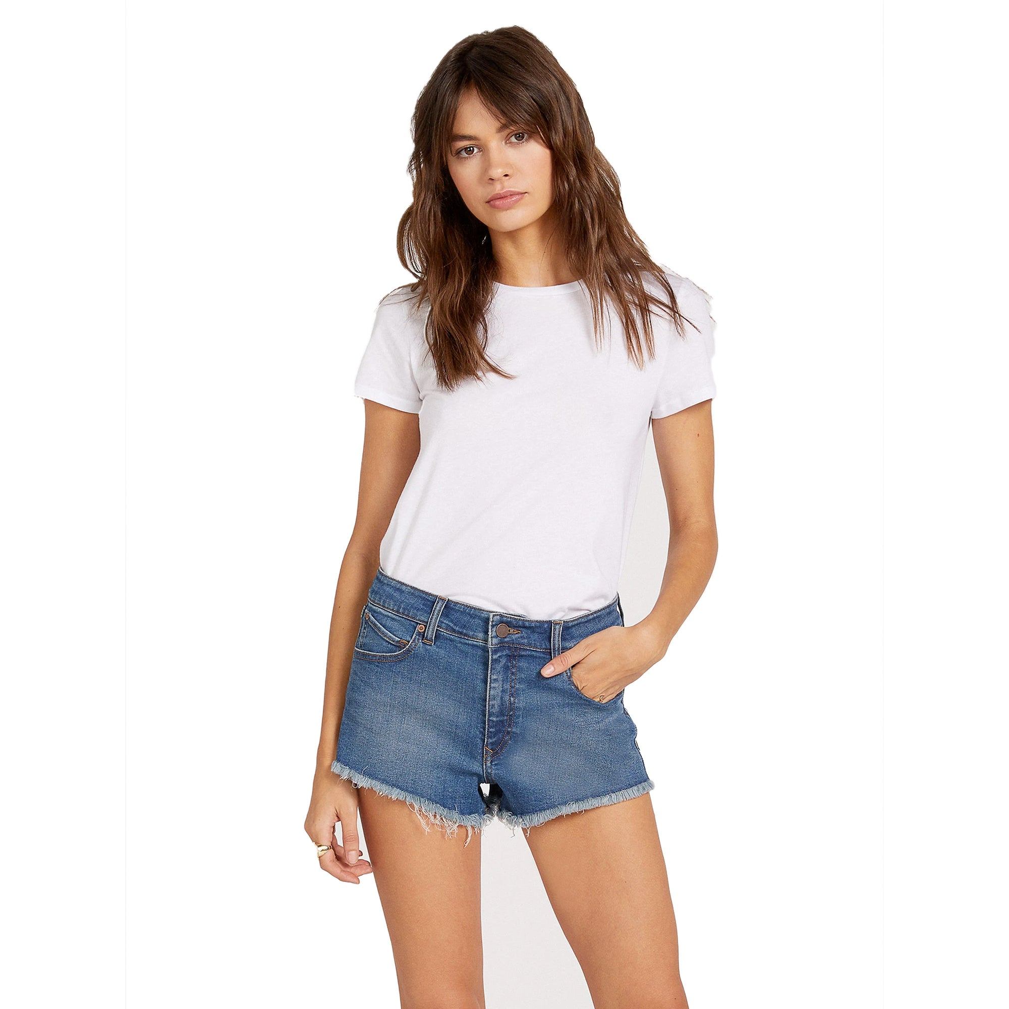 Volcom Stoney Stretch Women's Shorts