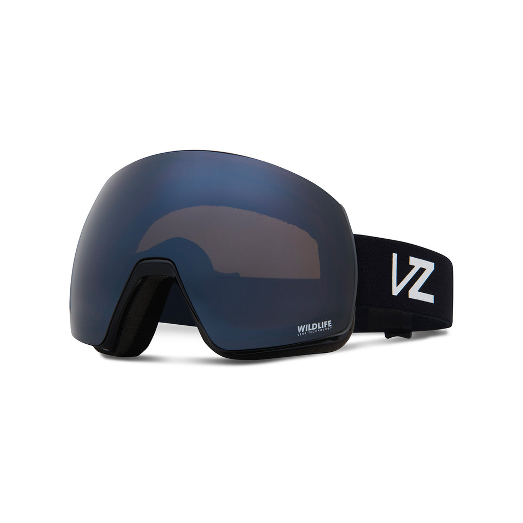 VonZipper Satellite Snow Goggles - Black/Stellar