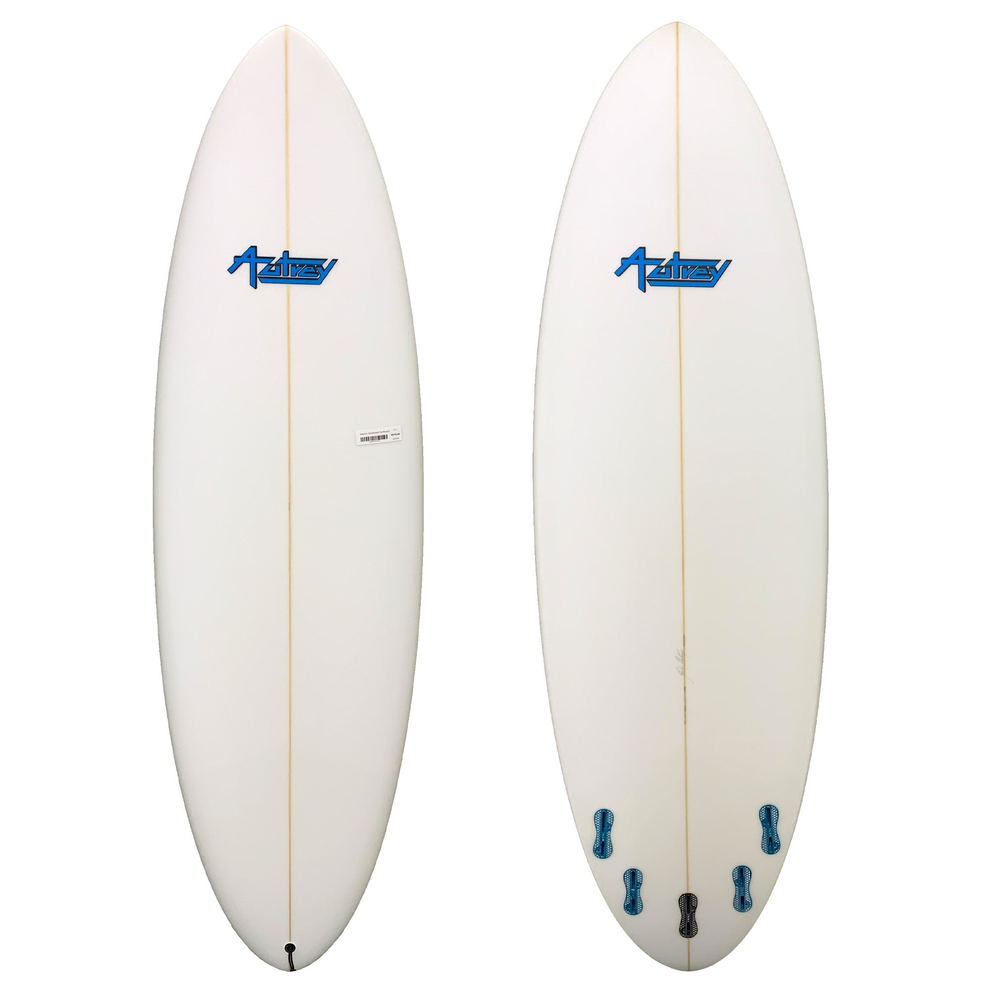 Warrior Shortboard Surfboard