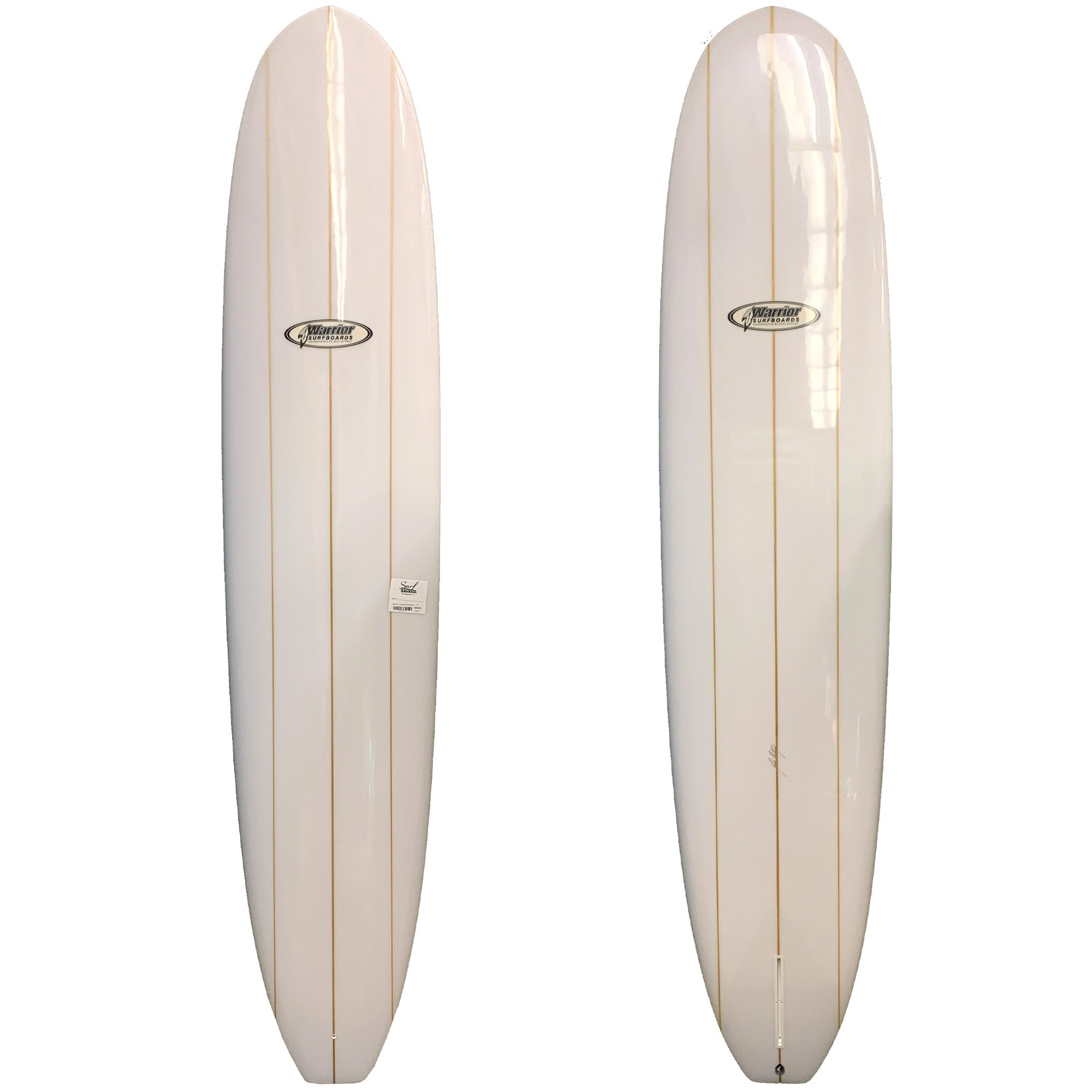 Warrior Longboard Surfboard