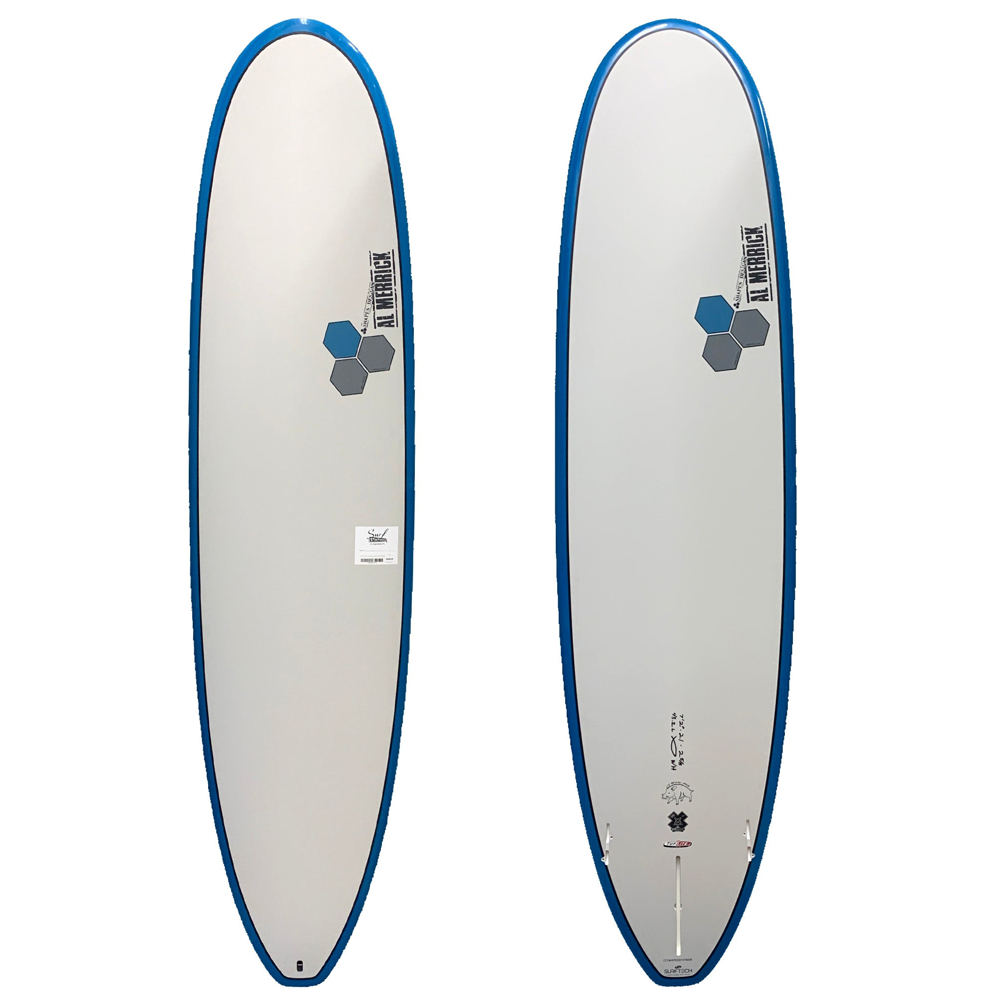 Channel Islands Waterhog Tuflite V-Tech Surfboard